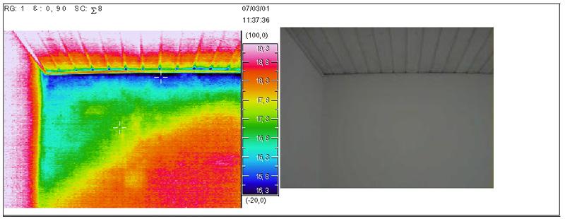 Termograferinger - kontrol af kuldebroer