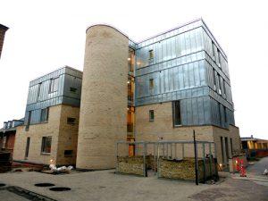 Diakonissestiftelsen - Frederiksberg - 6 boligblokke - blower door - tæthedsprøvning - tæthedstest