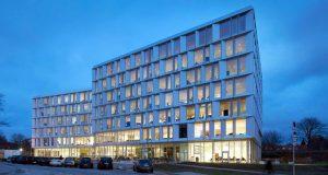 Microsoft Danmark - Lyngby - 17.000 m2 - energimærkning - energimærke