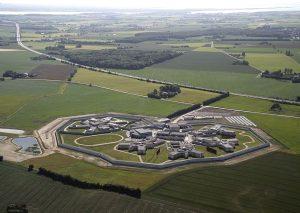 Statsfængslet på Falster – Nørre Alslev - blower door - tæthedsprøvning - tæthedstest