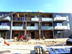 Hovedvejen 90-92, 2600 Glostrup - Lejligheder - modulbyggeri - blower door - tæthedsprøvning - tæthedstest